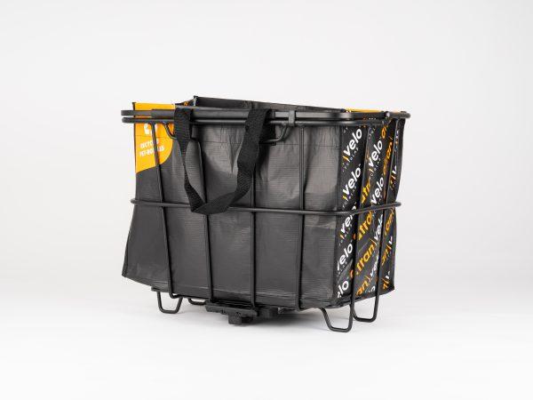 AtranVelo AVS Grocery Basket for Bikes