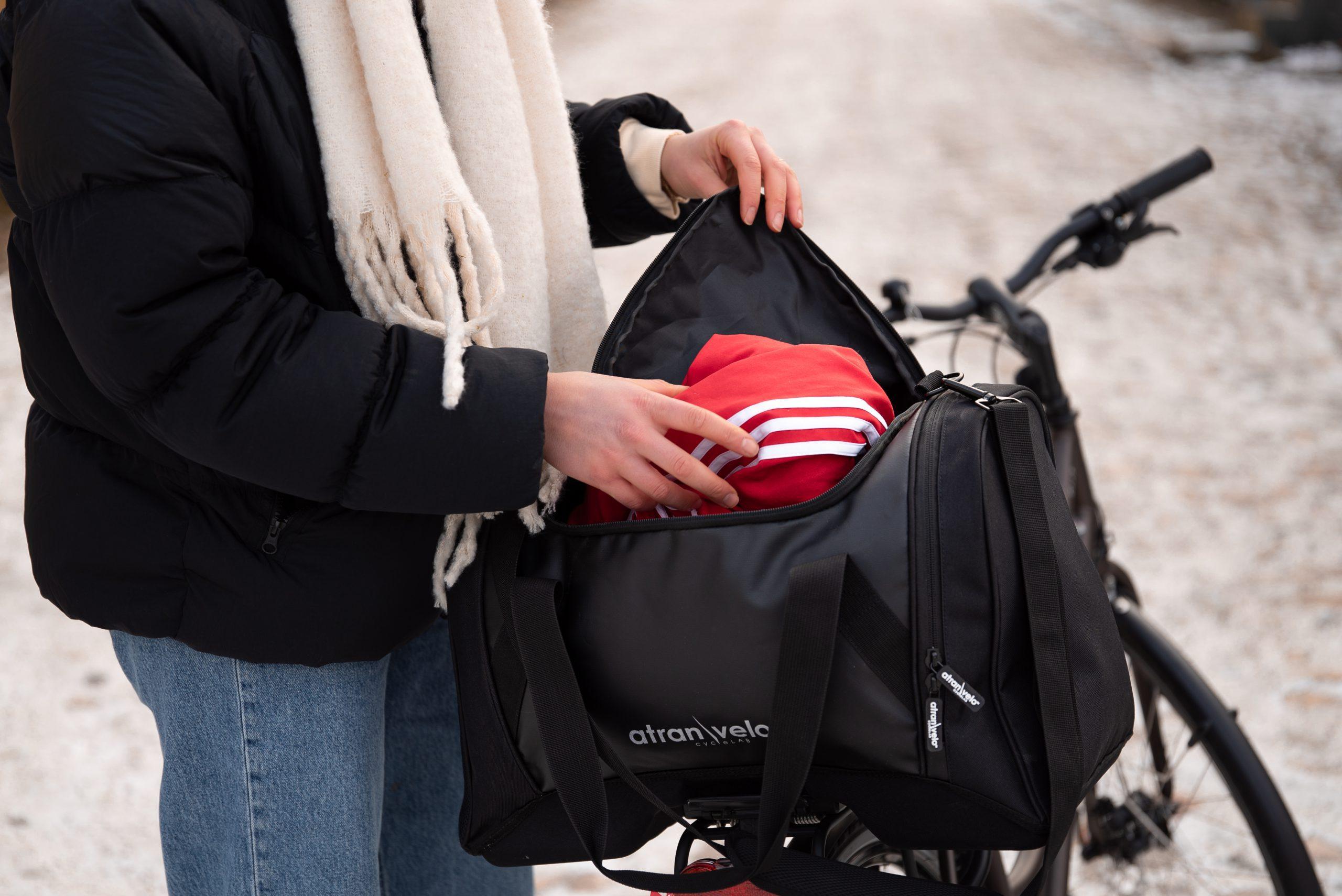 AtranVelo AVS Duffle Bag