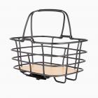 AtranVelo Bamboo AVS Bike Baskets